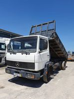 tipper truck > 7.5 t Mercedes-Benz 809 Perfect Conditions