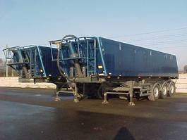 tipper semi trailer Stas 2 Trailers / Alu - 33M3