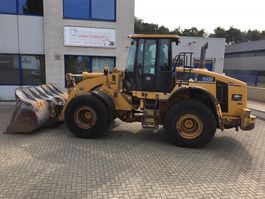 wheel loader Caterpillar 950H 2006