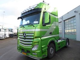 cab over engine Mercedes-Benz Actros 1845 LS, euro 5, Gigaspace ,TUV 04/2021 2012