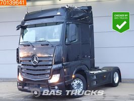 cab over engine Mercedes-Benz Actros 1842 LS 4X2 Retarder Standklima ACC 2x Tanks Bigspace 2014
