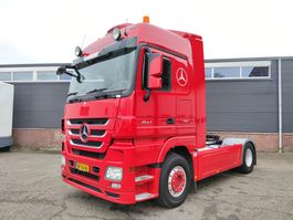 cab over engine Mercedes-Benz Actros 1944 4x2 MegaSpace Euro 5 - ADR - Full options - 09/2021 APK (T534) 2011