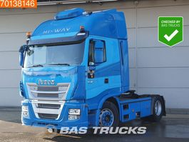 cab over engine Iveco Stralis 440 Hi-Way AS440S50 4X2 Intarder Standklima EEV 2013