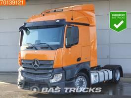 mega-volume tractorhead Mercedes-Benz Actros 1842 LS 4X2 Mega Retarder ClassicSpace Euro 6 2017