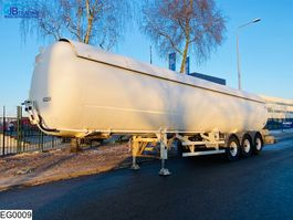 Tankauflieger AC erbi Gas 51480 Liter gas tank , Propane / Propan LPG / GPL 2004