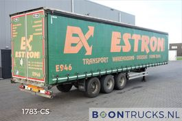 sliding curtain semi trailer Van Hool 3B2014 | ALU SIDEBOARDS * HARDWOOD FLOOR * GALVANISED 2011