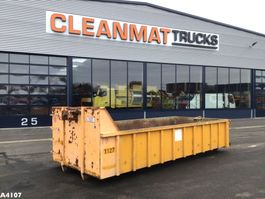 open top shipping container Container 11 m³ 1998