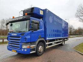 refrigerated truck Scania P 230 koelw.              438000 KILM. 2010