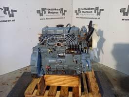 Engine truck part Mitsubishi K4D
