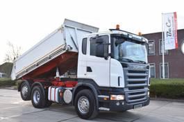 tipper truck > 7.5 t Scania R420 HL 6x2*4 KIPPER - MANUAL - RETARDER - EURO 5 - GOOD CONDITION - 2007