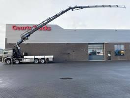 crane truck Mercedes-Benz AROCS 3751 8X2 + EFFER 955 + JIB KRAAN/KRAN/CRANE/GRUA NEW !!! 2021