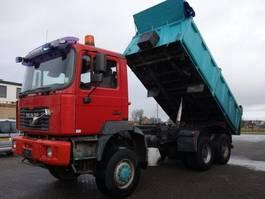 tipper truck > 7.5 t MAN 27-464 6X6 KIPPER 1999