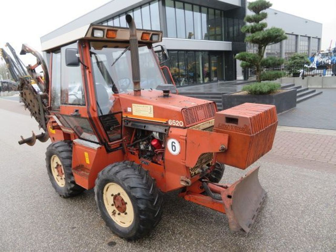 Grabenbagger Ditch Witch 6520 1995