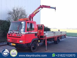 platform truck DAF LF 45 130 ae08cn 1988
