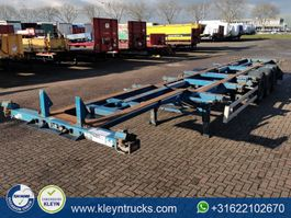 container chassis semi trailer Renders ROC 12.27CC N 2012