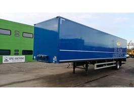 closed box semi trailer Floor FLO-12-10K1 2003