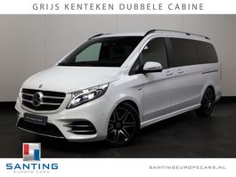 closed lcv Mercedes-Benz V-Klasse 250d DC Lang Exclusive Edition ! Dubbele Cabine, AMG line, 5-Pe... 2017