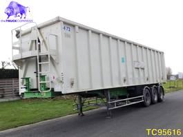 tipper semi trailer Benalu Benalu_OPTILINER Tipper 2000