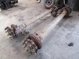Axle truck part BPW SKHBF 9010 ECO-P - 12 CM