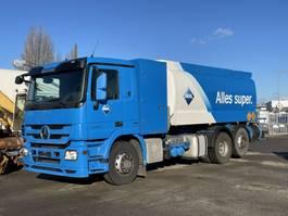 tank truck Mercedes-Benz Actros 2541 LL, 6x2, Euro 5 2010