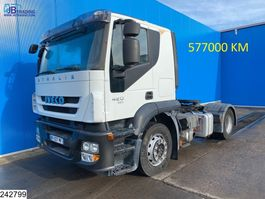 cab over engine Iveco Stralis 420 AT, EURO 5, Retarder, Manual, Hydraulic 2011