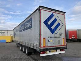 Volumen - Jumbo Auflieger Schmitz Cargobull mega hefdak schuifdak BPW 2014