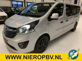 closed lcv Opel Vivaro Dubb cab Airco Navi Camera 145PK Dubb Schuideur Led Cruise control Stoelverwarming 2018