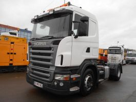 cab over engine Scania R 2006
