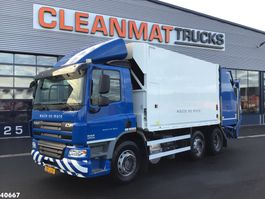 garbage truck DAF CF 75 FAG 250 Manual 2011