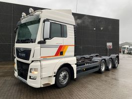 chassis cab truck MAN TGX 35.560 2016
