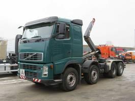 container truck Volvo FM 400 FM 8x2 Abrollkipper nur 271TKM, deutsch 2006