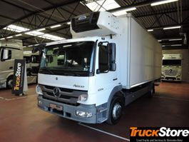 refrigerated truck Mercedes-Benz ATEGO 1224 L 2013