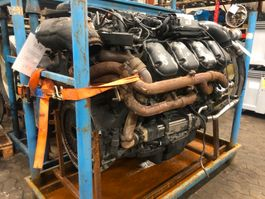 Engine truck part Scania DC16102 - 580 HP EURO 6 MOTOR 2016