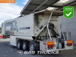 Betonpumpe Auflieger M.C. Machines TB Top Condition!Screedpump / Mortar / Estrich / Concrete ... 2000