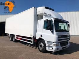 refrigerated truck DAF CF 310 6X2 / Manual-Gearbox / Euro 3 Engine / FRIGO  (TEN TIRES) 2003