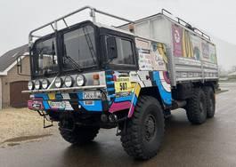 Showtruck MAN Kat 6x6 service truck