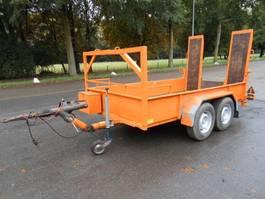 drop side car trailer Blomenroehr 2 As Wipkar T.b.v. Langzaam Verkeer Open 1985