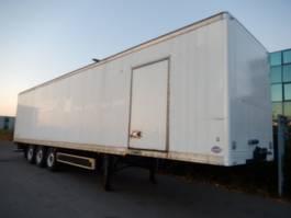 closed box semi trailer UTILITY 3 As Int. Limited Semi - Oplegger Gesloten, OG-99-KK 2000