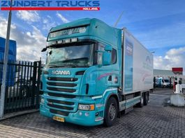 refrigerated truck Scania R480 6X2 2013