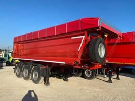 tipper semi trailer Galucho Semi-Reboque
