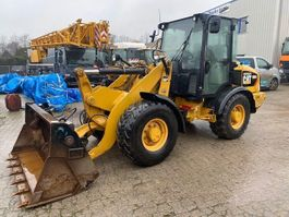 wheel loader Caterpillar 906 H - 2 2012