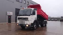 tipper truck > 7.5 t Volvo FM 10 - 320 (EURO 2 / BIG AXLE / STEEL SUSPENSION / GRAND PONT / SUSPENSION LAMES) 2000