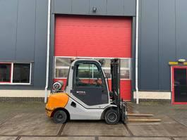 forklift Still RX70-35 3500kg LPG heftruck 2014
