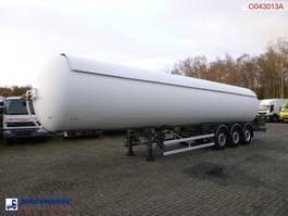 Tankauflieger Auflieger Robin e Gas tank steel 51.5 m3 / 1comp 2020