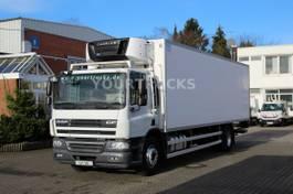 refrigerated truck DAF CF 65 300 Carrier Supra950Mt/Bi-Temp/Tür/LBW/FRC 2012