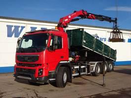 tipper truck > 7.5 t Volvo FMX 13-420 - 8X4 - TRIDEM 2011