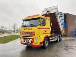 tipper truck > 7.5 t Volvo FH 500 Tipper / 6x4 / Euro 5 / 549.064 KM 2013