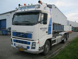 other lcv's Volvo FH 400 Containerauto, Kabel systeem (20T), 6X2, banden 80% 2007