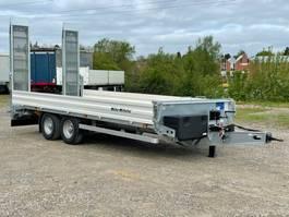 lowloader trailer Müller-Mitteltal ETÜ-TA-R 11,9 Tieflader,verzinkt, Gitterrostramp 2021