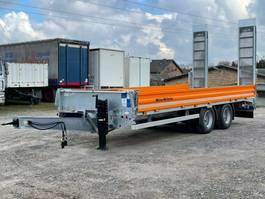 lowloader trailer Müller-Mitteltal ETÜ-TA-R Tandem - Tieflader 14,4t 2021